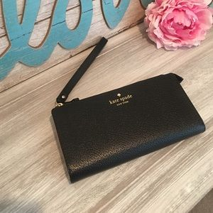 Kate Spade Grand Street Layton Clutch Wallet